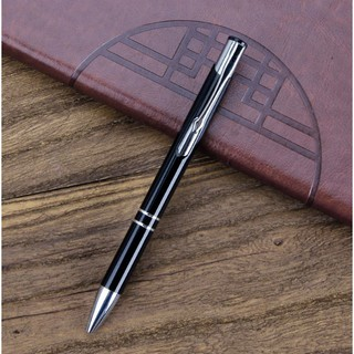 Personalised Engraved Luxury Metal Pen Comes In Gift Box Black Ink Refill