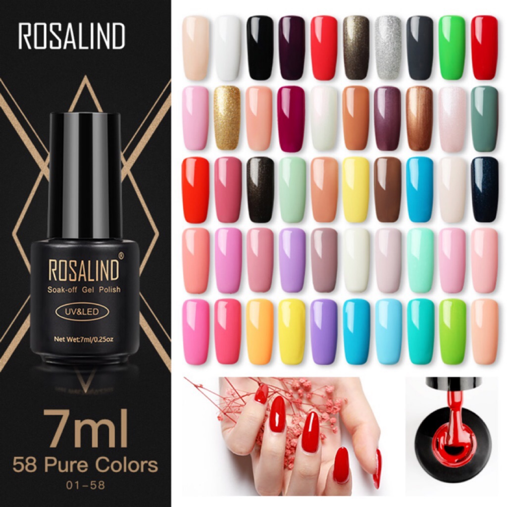 Image result for rosalind Nail polish shopee.sg