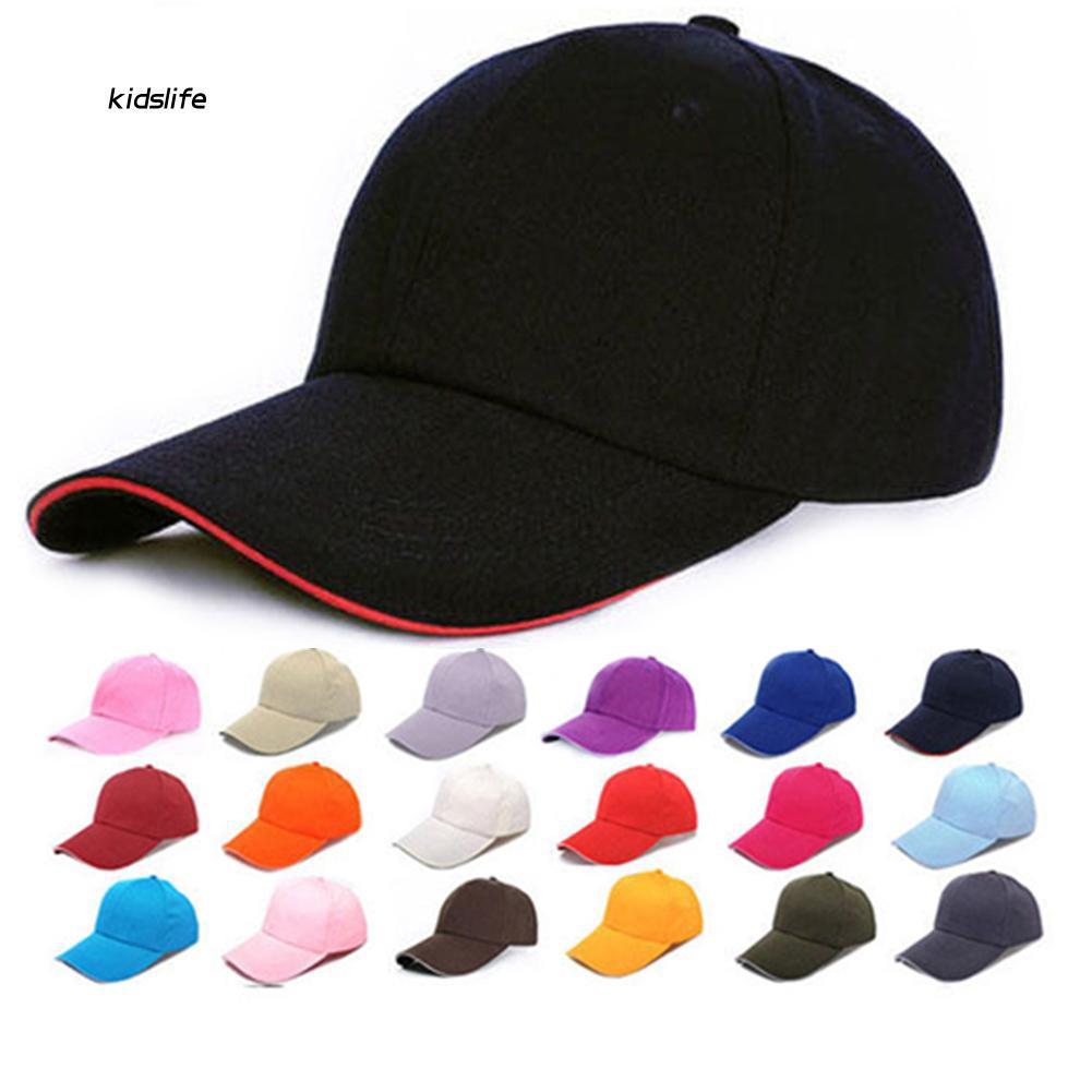 Summer Women Men Baseball Cap Snapback Hat Hip-Hop Adjustablea Sport Hat
