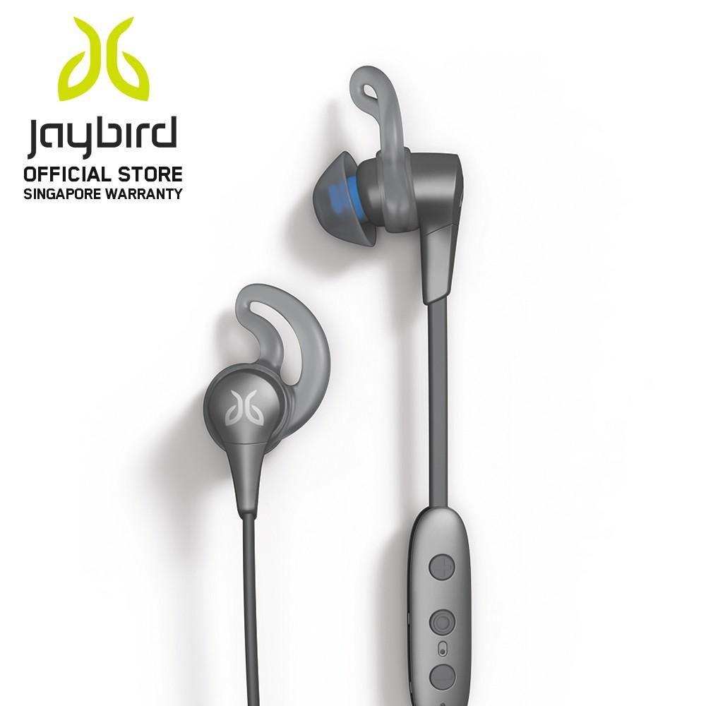 Jet Black for RUN Jaybird Official Accessory Pack RUN XT Ear fins, tips