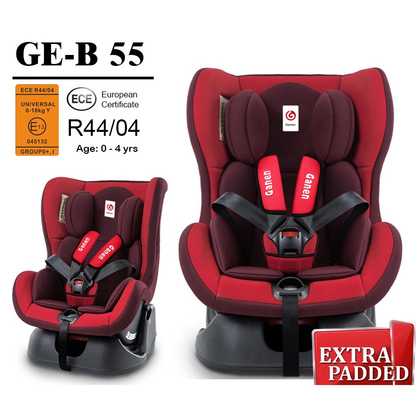Ganen Baby Car Seat, Car Seat Installation Singapore