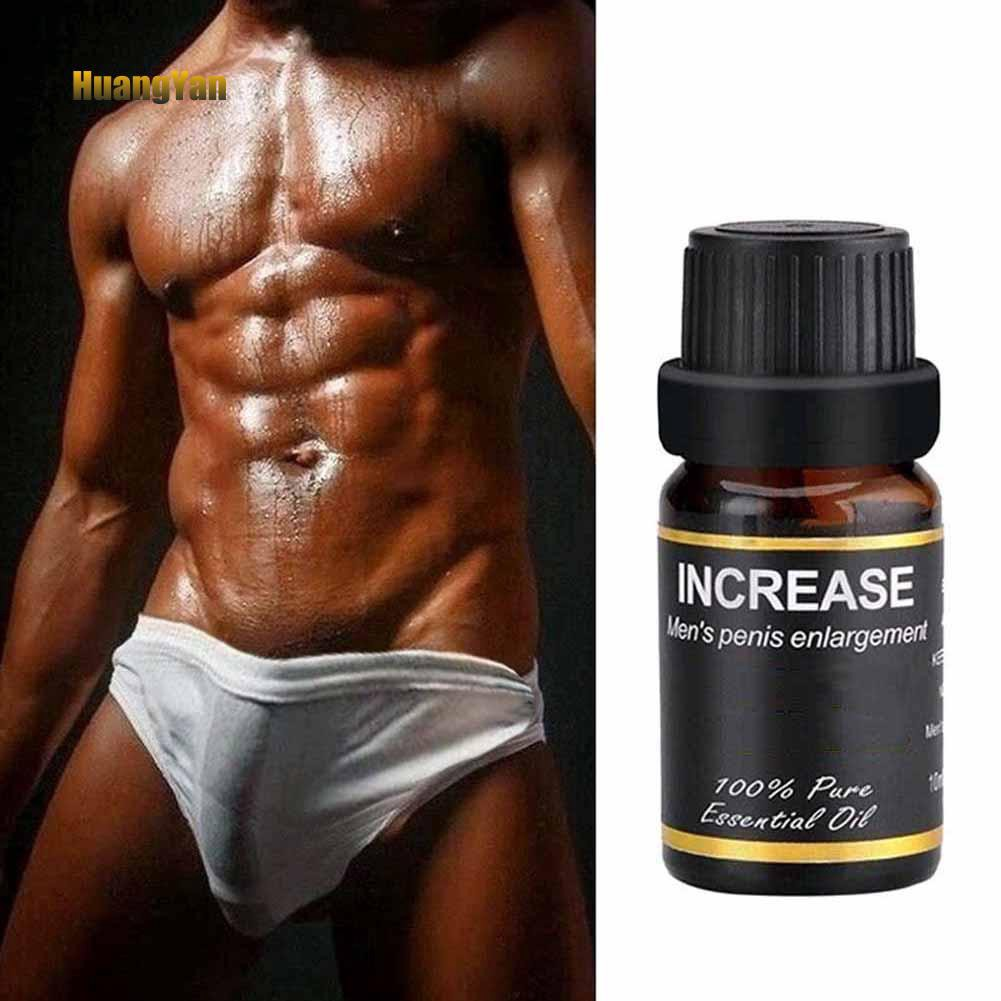 Penis oil massage