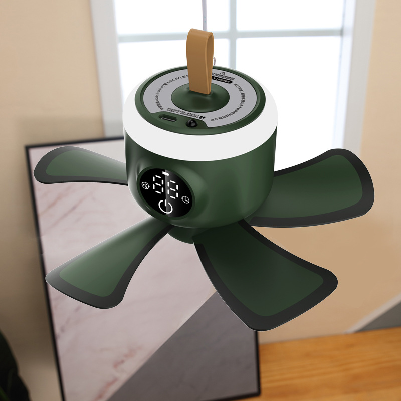 Hot Sale Camping Fan With Light Remote Control Mini Charging Usb Small Ceiling Fan Outdoor Solar Camping Fan Camping Hiking Led Tent Fan Light 14 Hour Battery Life Shopee Singapore