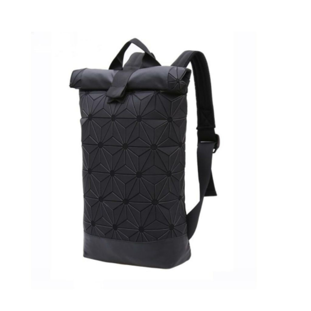 3ce8035690 AUTHENTIC  Adidas 3D Mesh Roll Top Backpack Issey Miyake Bag ...