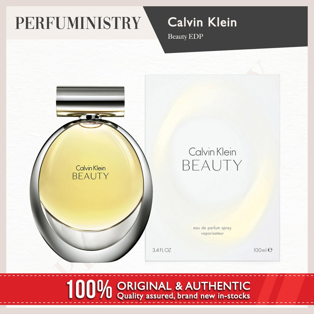 Calvin Klein Beauty Shopee Singapore Parfum Original For Women