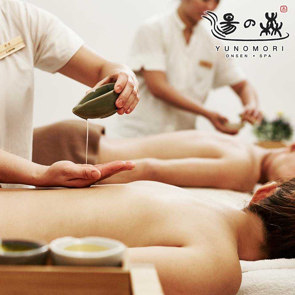 Aroma Massage