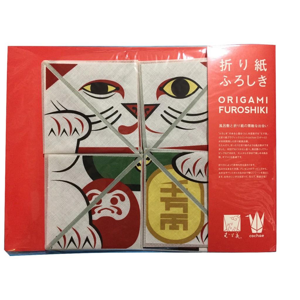 Maneki Neko Origami - Stop Thinking Start Folding | My Origami Store | 1024x1024