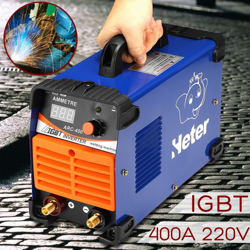 Business & Industrial Automotive Tools & Supplies Forceful 1xhandheld Mini Mma Electric Welder 220v Power Inverter Arc Welding Machine Tool