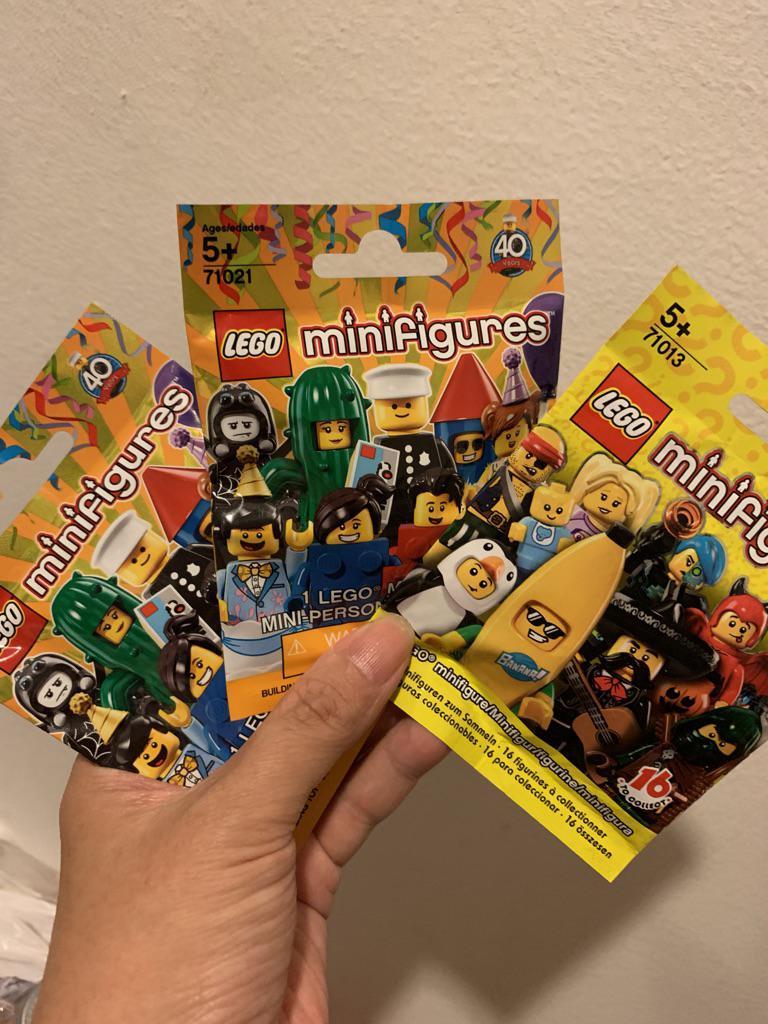 Leeogel [Free Postage] Lego Minifigures Minifig 71021 Series 18