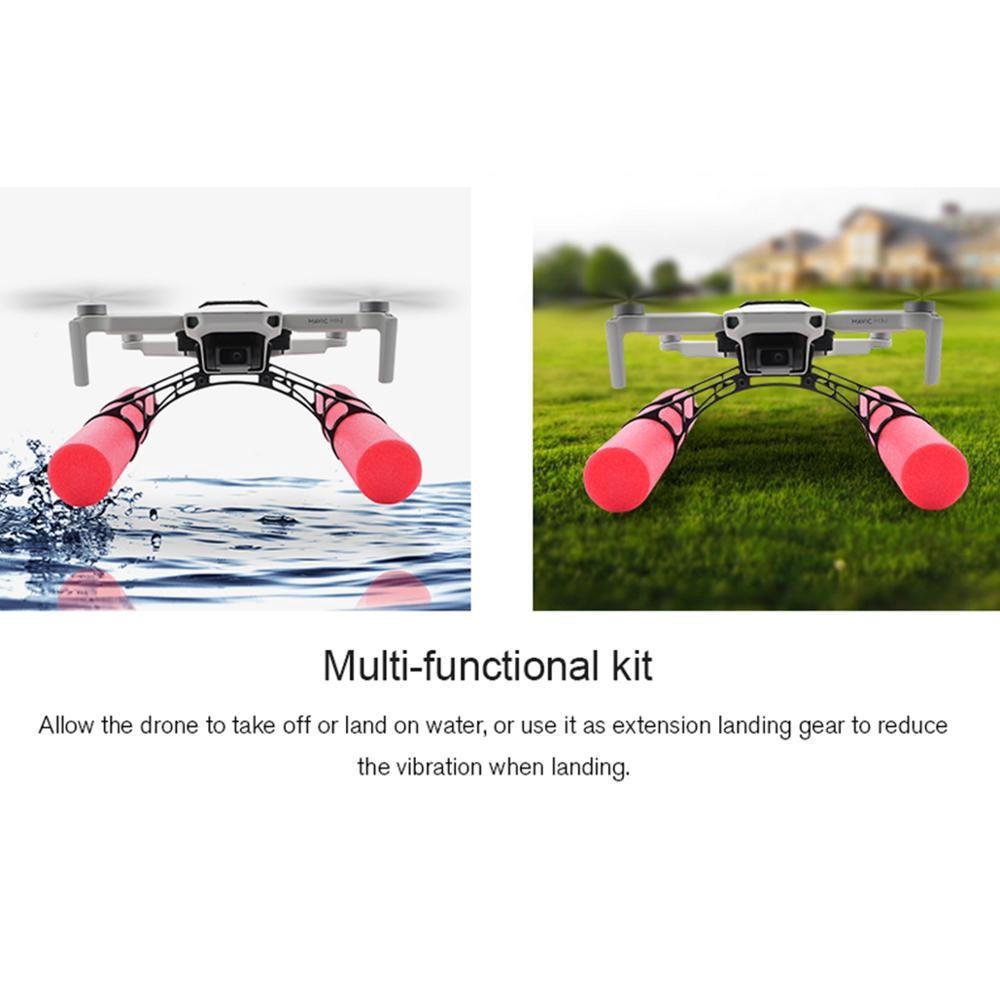 Landing /& Water Float Buoyancy Skid for DJI Mavic Mini Drone Accessories