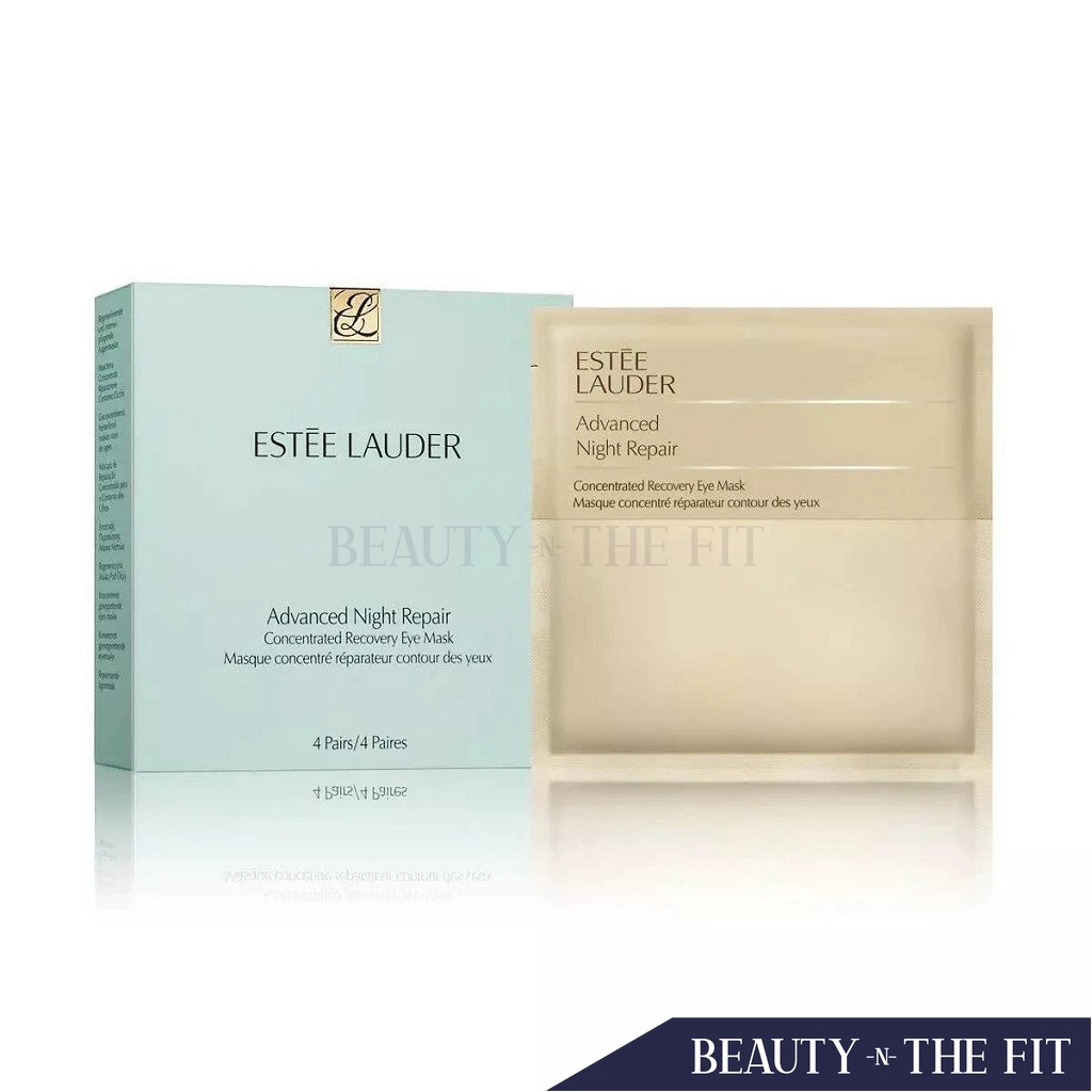 Estee Lauder Advanced Night Repair Concentrated Recovery Eye Mask 4 Pack Shopee Singapore