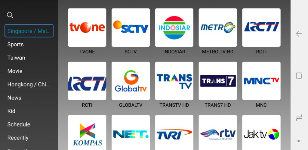 Myiptv 4K Premium Subscription for Android Box Malaysia