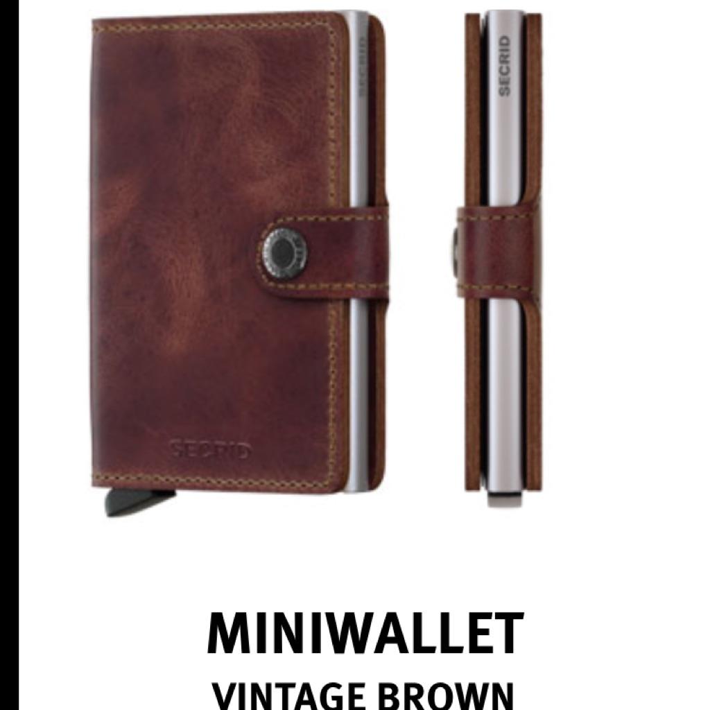 secrid ladies wallets