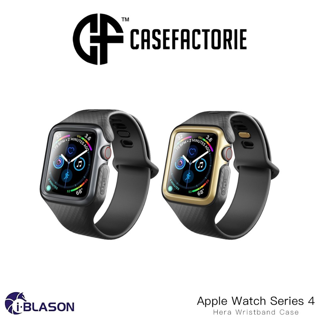 6b3bd57dc5d4 i-Blason Hera Wristband Case for Apple Watch Series 4