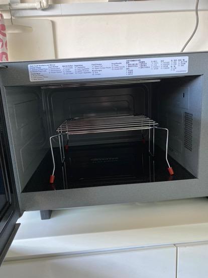 Panasonic NN-GF574MYPQ 27L Grill Microwave Oven