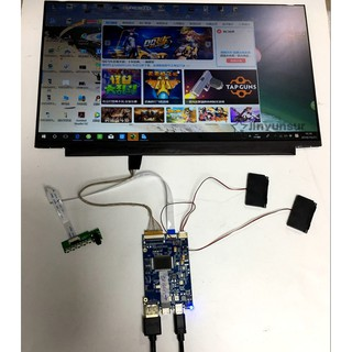15 6 inch 1920*1080 IPS Touch monitor with Driver Board HDMI