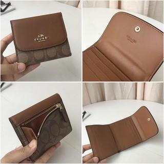 sale retailer 82d29 9ae53 Coach Women'S Bags Wallets & Cardholders Ma'Am Short Wallet ...