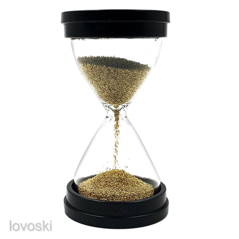 Blesiya 30 Second Plastic Hourglass Sand Timer for School Classroom Teaching