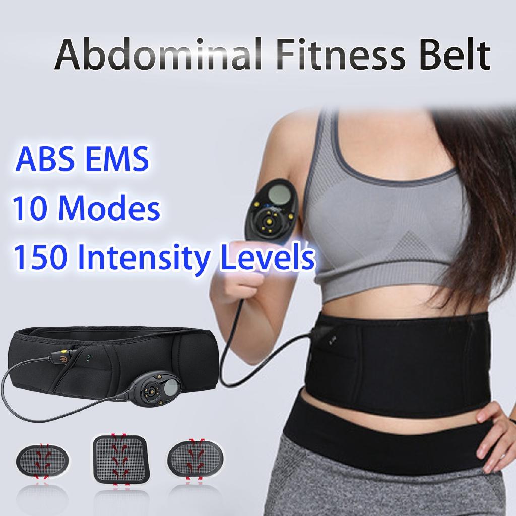 fa65672e8 Smart ABS Muscle Arm Waist EMS Training Gear Abdominal Body Exerciser  Simulation
