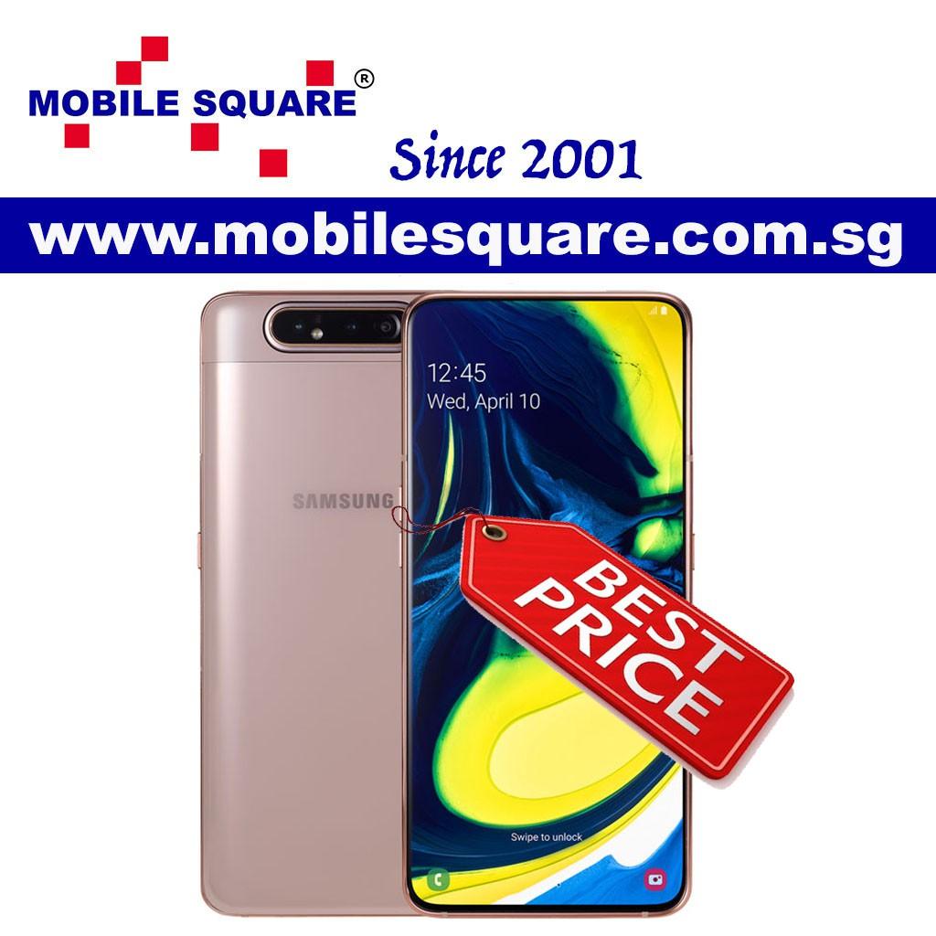 Samsung Galaxy A80 (128GB/8GB RAM)