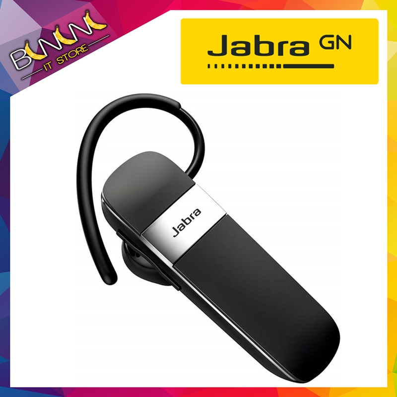 Jabra Talk 15 Bluetooth Headset For Hands Free Calls With Clear Conversations An Shopee Singapore
