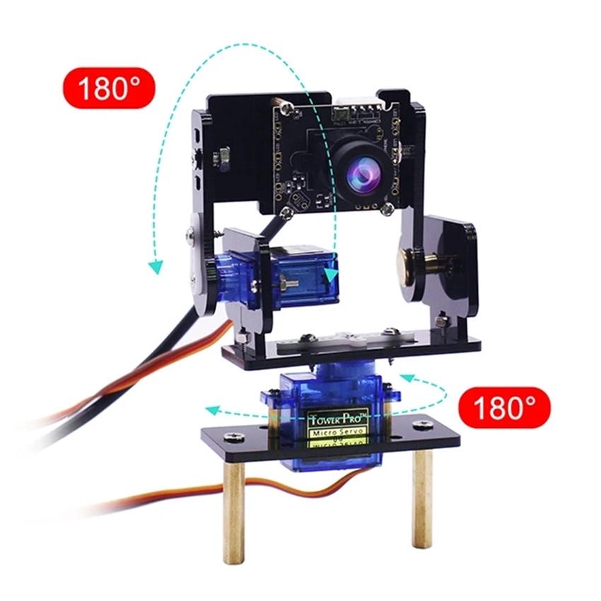 Yahboom Raspberry Pi smart car robot fpv camera wifi free ...