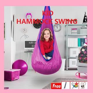 Excellent Pink Indoor Outdoor Hanging Seat Kids Child Pod Hammock Uwap Interior Chair Design Uwaporg