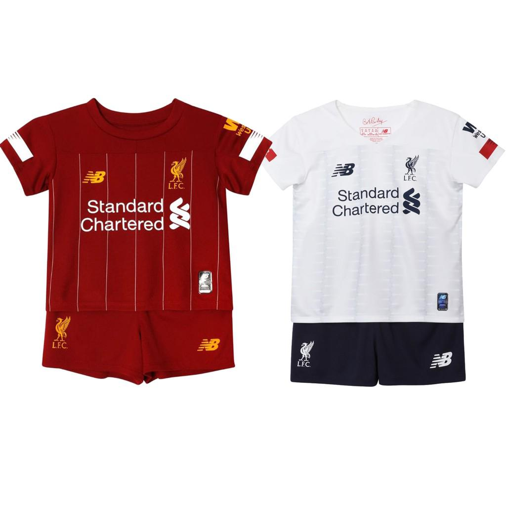 official photos 7b40a 17892 New 19/20 Liverpool Home Kit Goalkeeper Jersey jersi for ...