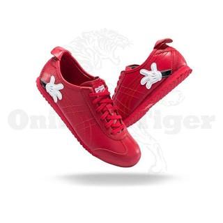 superior quality 7197e 9c2ba Onitsuka Tiger X Disney Mexico 66 - Mickey / Red | Shopee ...