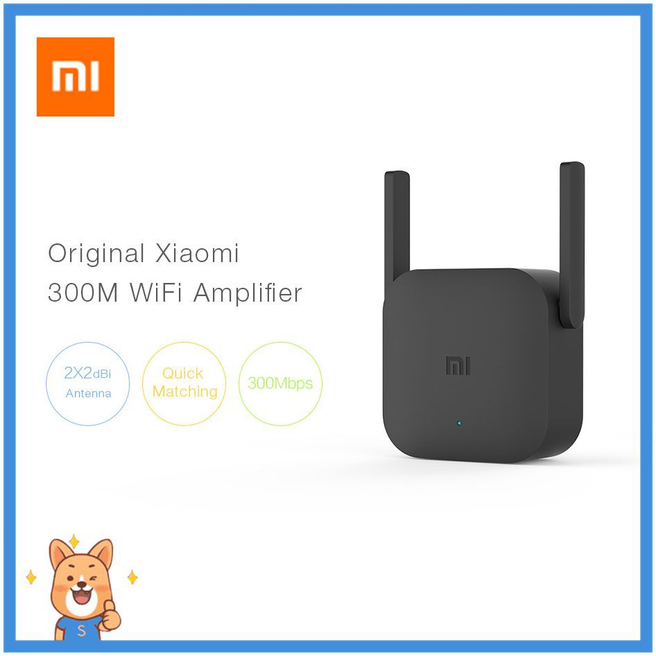 Sevan Xiaomi Wifi Amplifier 2 300mbps Network Router Extender Mi Usb Repeater Range Wireless 300mb Shopee Singapore