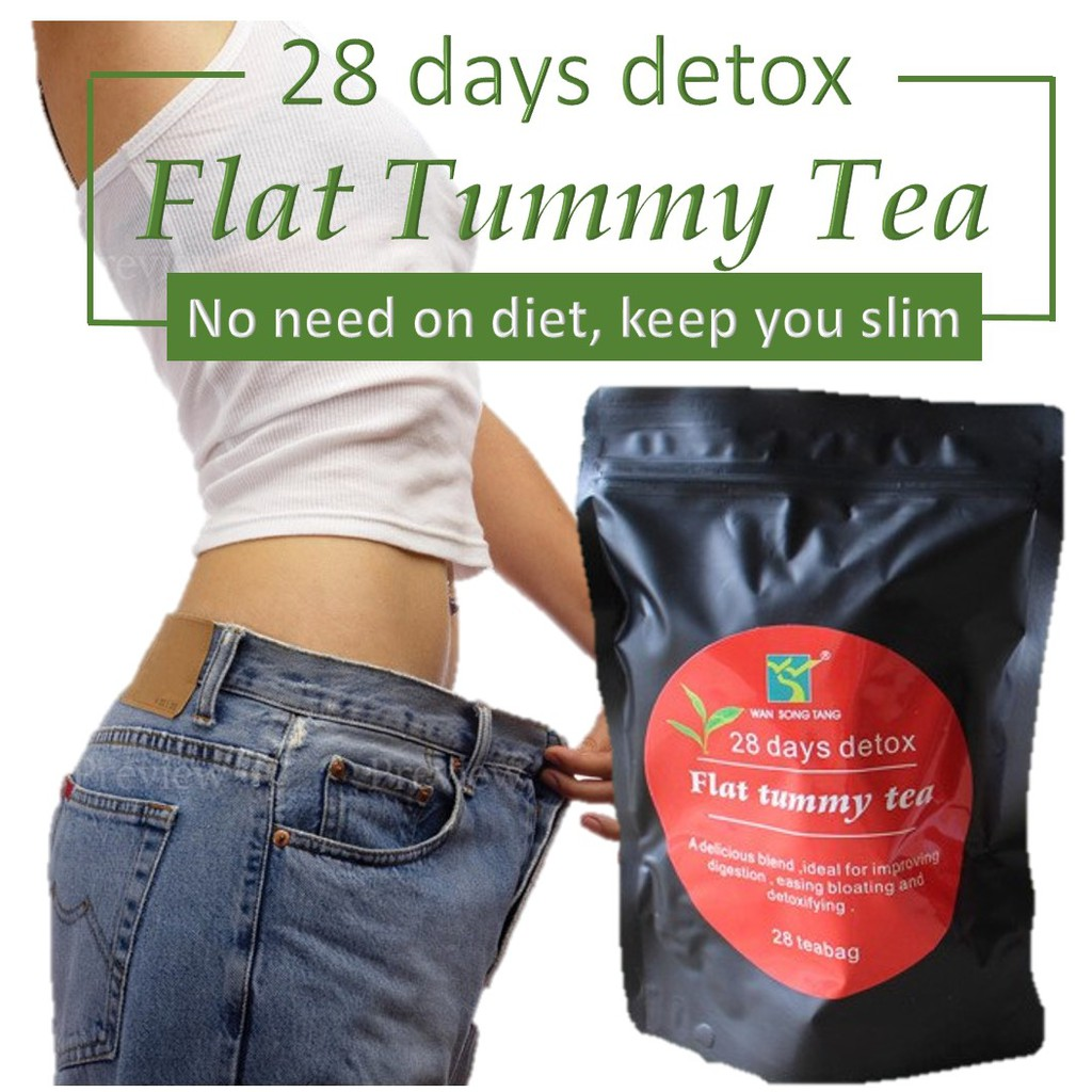 tummy tea detox opiniones
