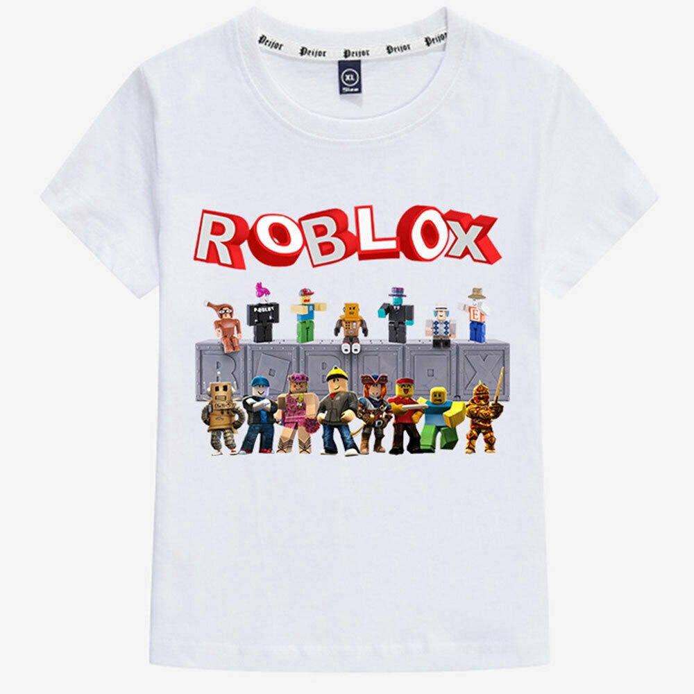 2019 2018 Spring Long Sleeve T Shirt For Girls Roblox Shirt Yellow Blouse For Boys Cotton Tee Sport Shirt Roblox Costume For Baby Boy From Zbd123 New Roblox Boys Girls Short Sleeve T Shirts Cotton Tops Tee Shirts Clothes Gift Shopee Singapore