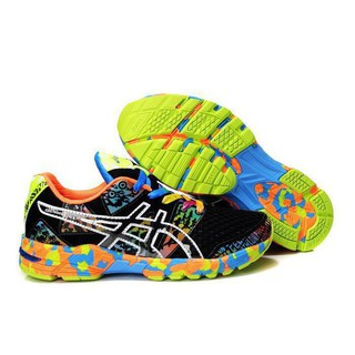 the best attitude 4e972 81b0e Original Asics 8 men shoes Race marathon running shoes Color Black