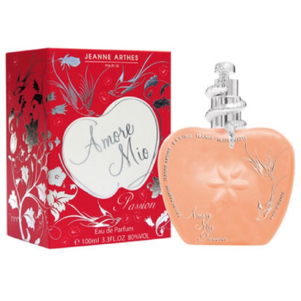 Jeanne Arthes Amore Mio Gift Set Shopee Singapore Parfum Original Boum Vanille For Women