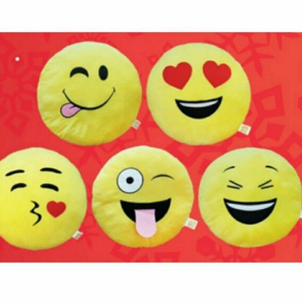 Emoji Cushions Shopee Singapore
