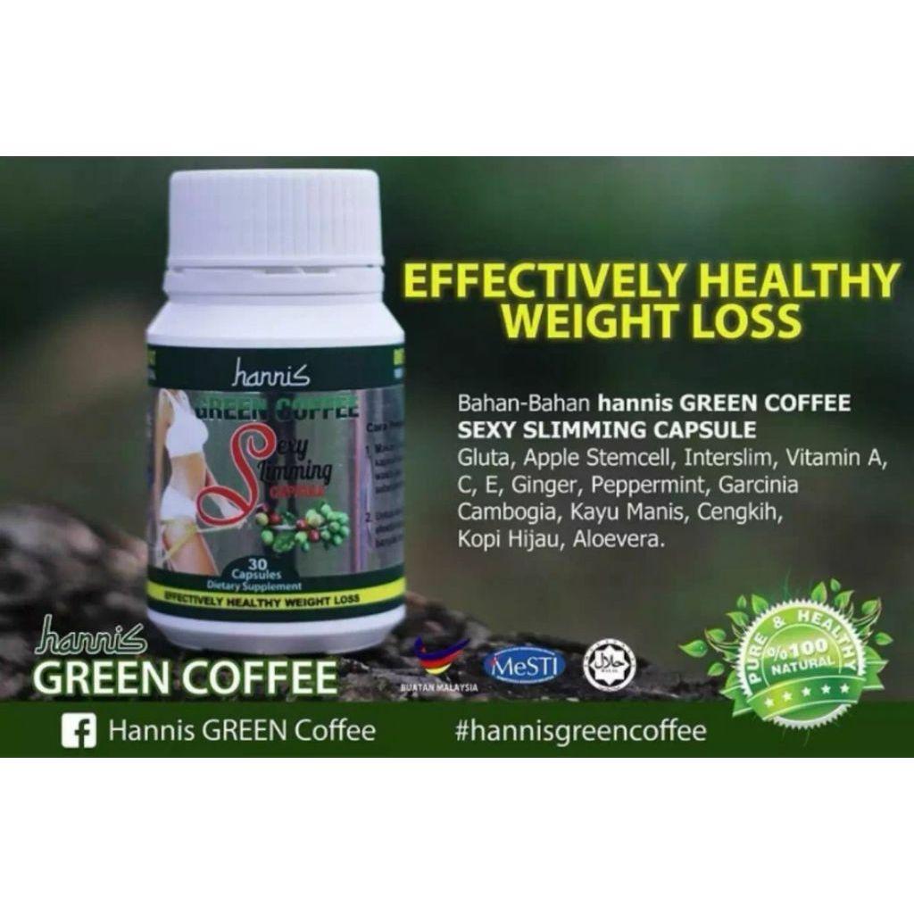 Green Coffee Plus Sky Fruit Extract Stevia 5 In 1 Shopee Singapore Kopi Hijau Diet Alami Bean