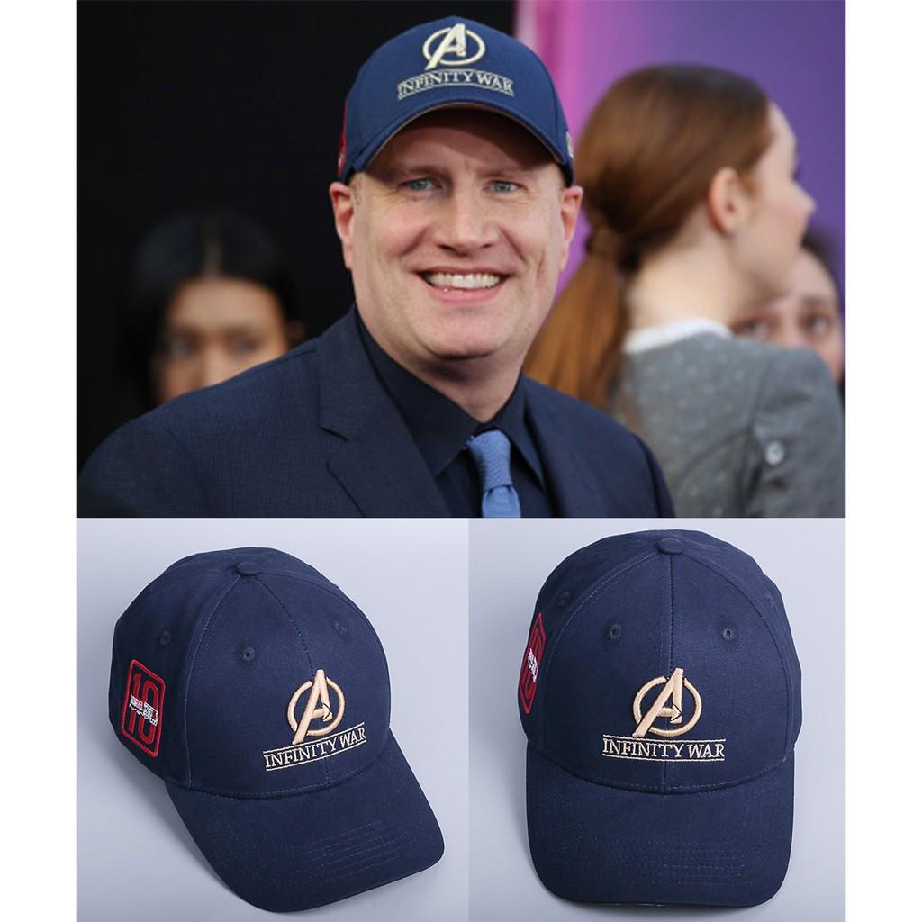 6376a0b32bb22e Marvel Studios First Ten Years Cap Avengers: Infinity War Thanos Gauntlet  Hat | Shopee Singapore