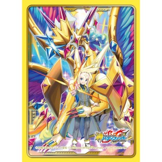 Future Card Buddy Fight Yamigedo Mikazuchi Card Game Character Sleeves Collection HG Vol.66 Anime Art