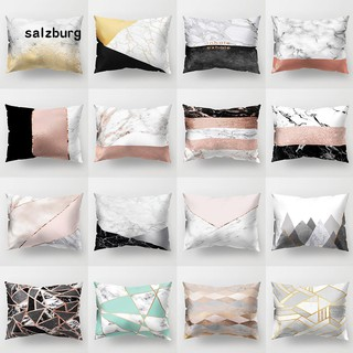 Stupendous Hot Sale Modern Twill Marbled Printed Pillow Case Sofa Download Free Architecture Designs Grimeyleaguecom
