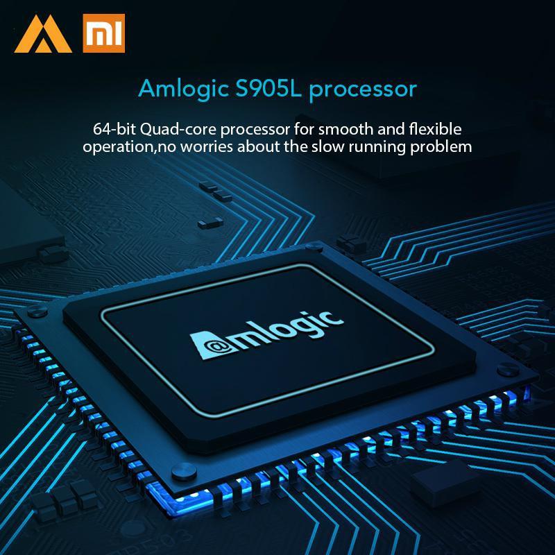 Xiaomi MI Box 4C Mi4C Box Amlogic S905L Xiomi Ip TV 4K HDR