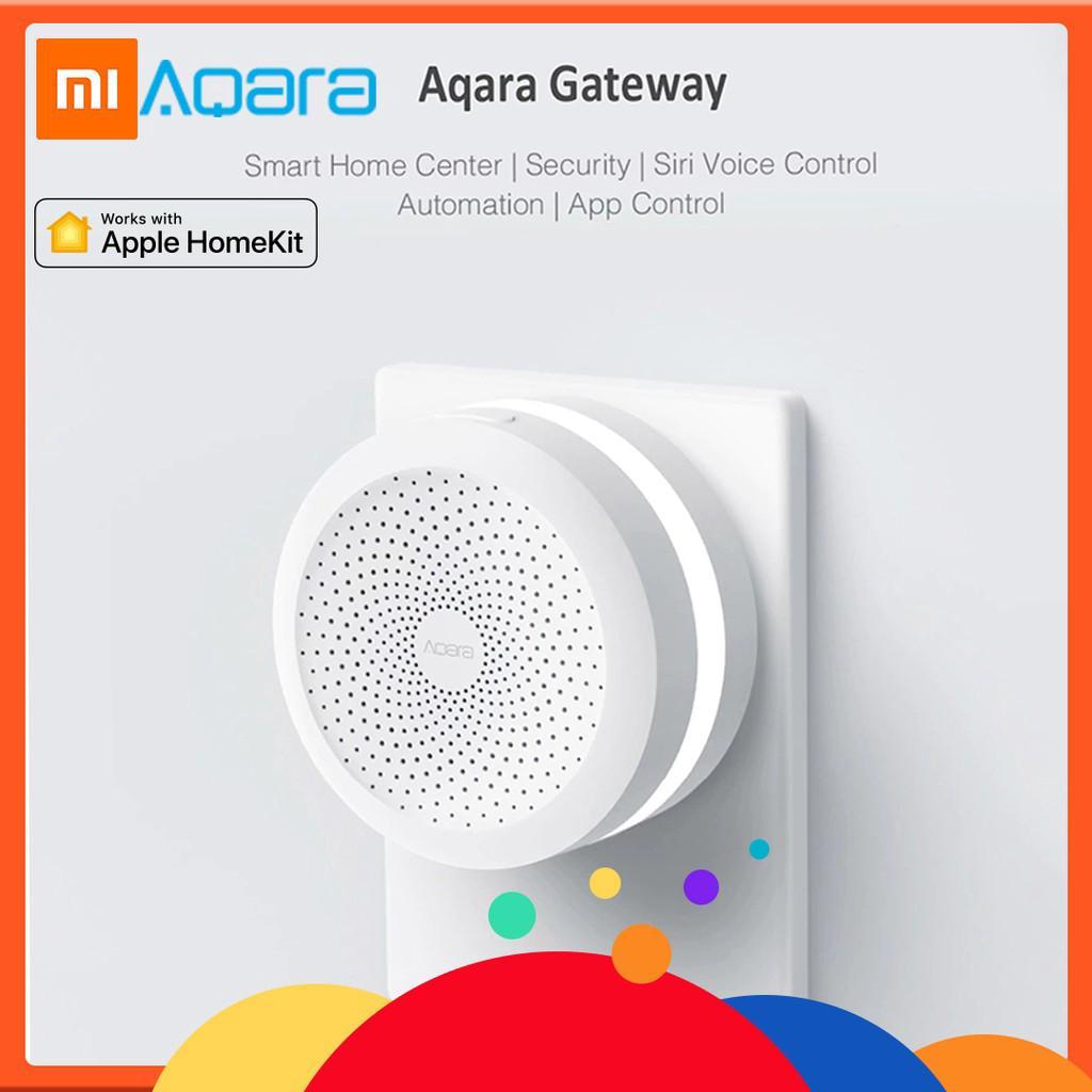 Original Xiaomi Mijia Aqara Hub Smart work with Apple Homekit