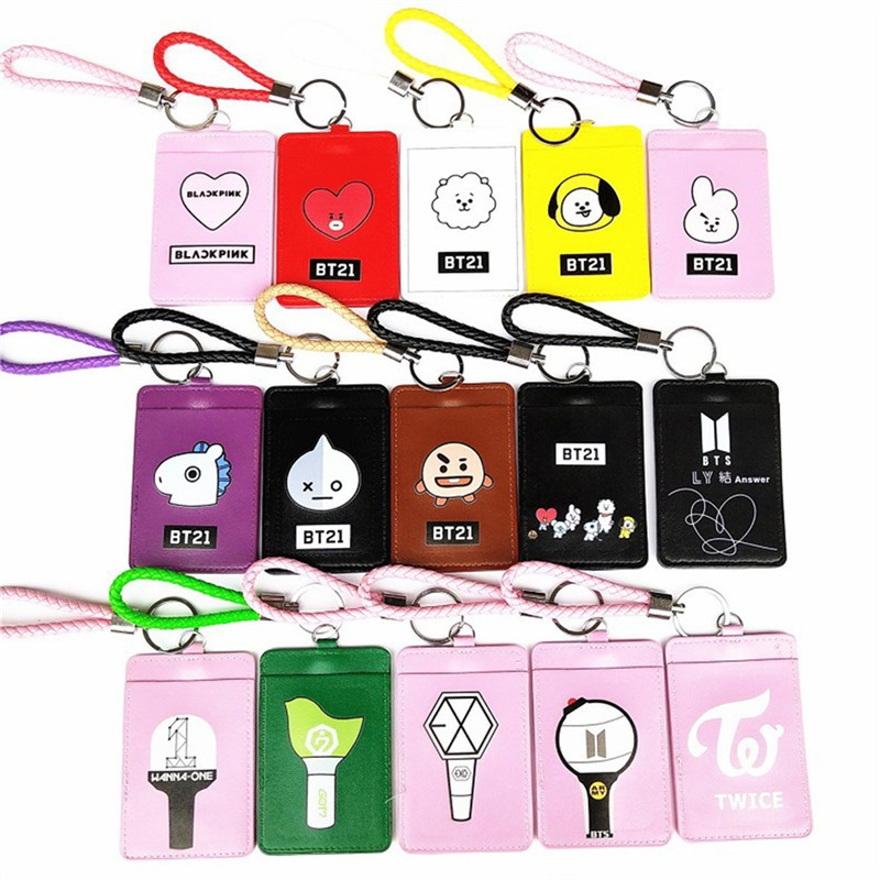 Toiletry Kits Nice Bts Twice Got7 Wannaone Cosmetic Toiletry Kits Fashion Women Brand Transparent Matte Makeup Accessories Beauty & Health