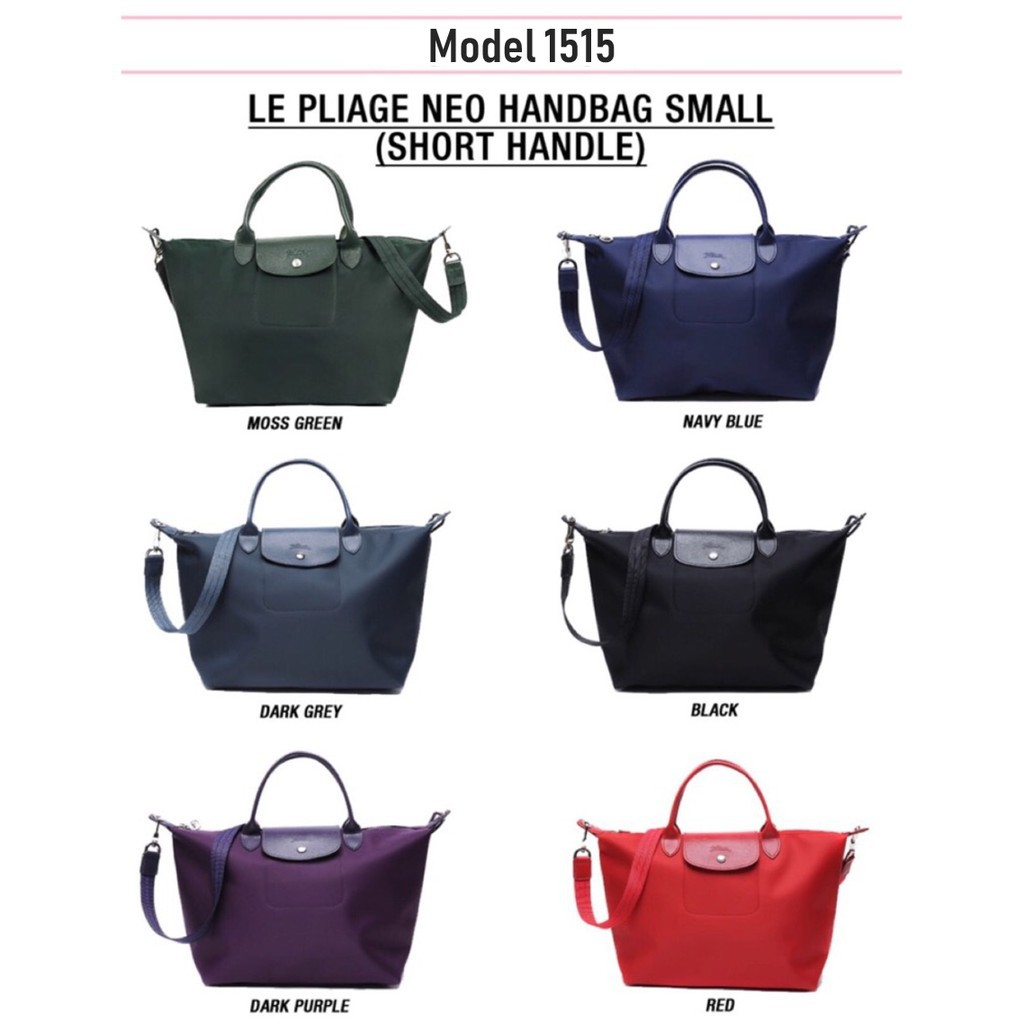 3474b83080a2 100% Authentic Longchamp Neo Series 1515(Comes With Original Receipt ...