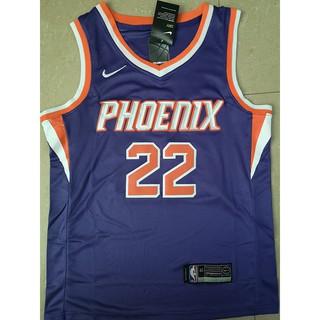 sports shoes 954a9 69d9c Nike NBA 18/19 Phoenix Suns DeAndre Ayton NO.22 Basketball ...