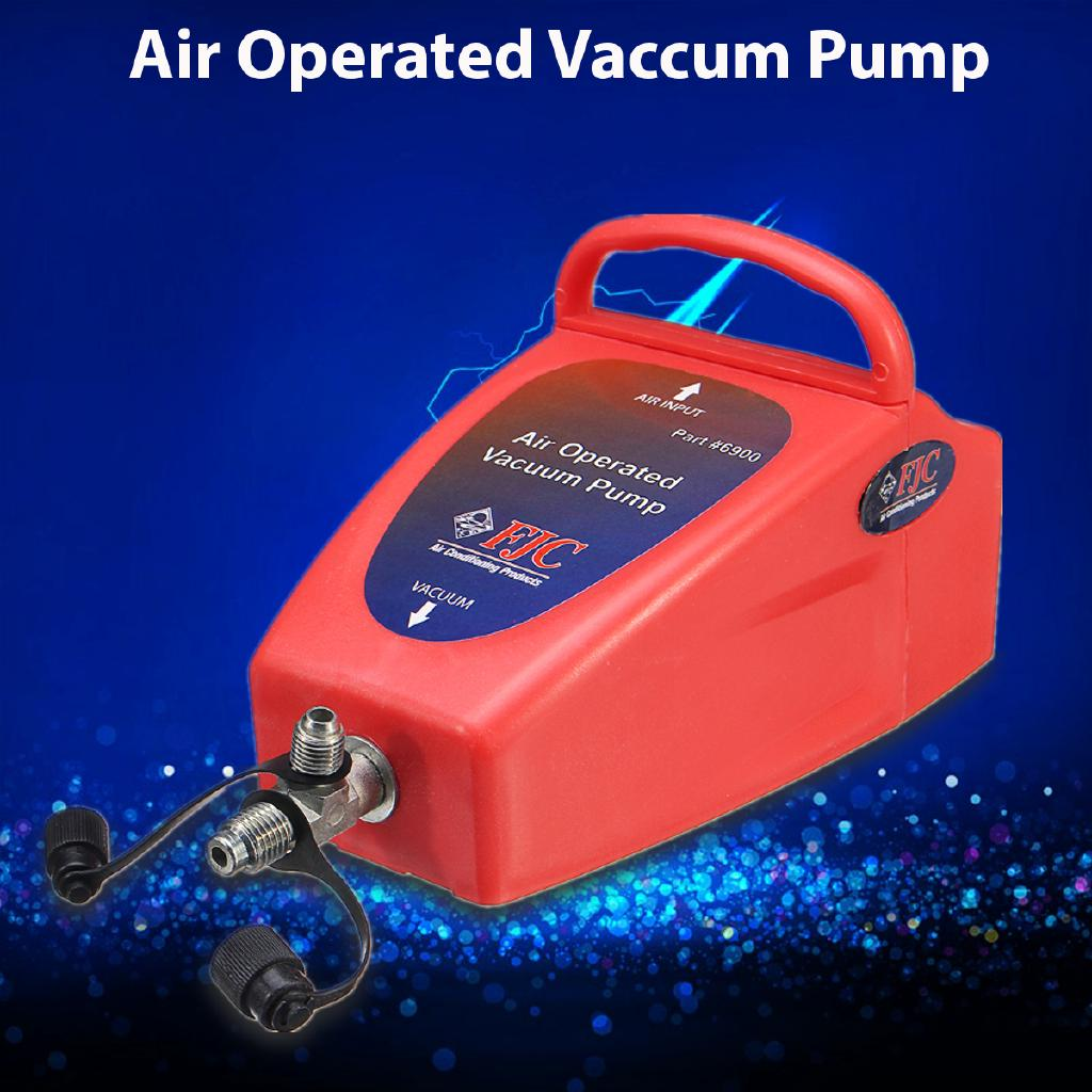 Pneumatic Air Operated Vacuum Pump Auto A/C Air Conditioning