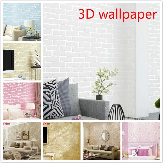 Self Adhesive Living Room Bedroom Modern Wallpaper Self Adhesive Wall Paste