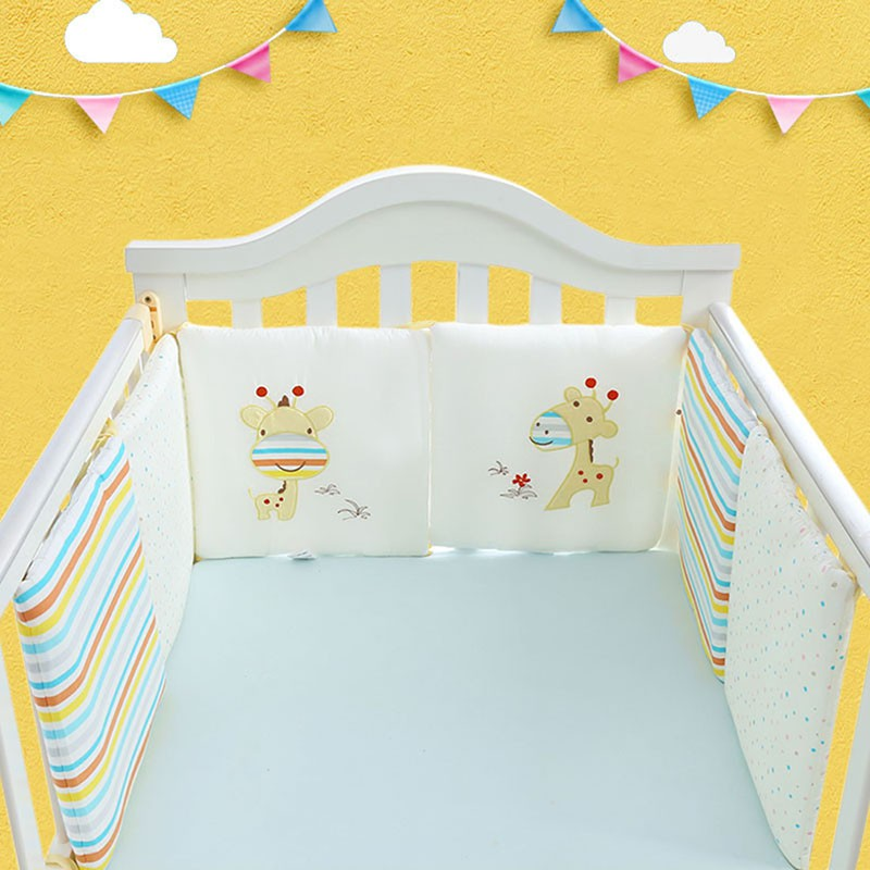 Giraffe Nursery Bedding Cozy Baby Cot