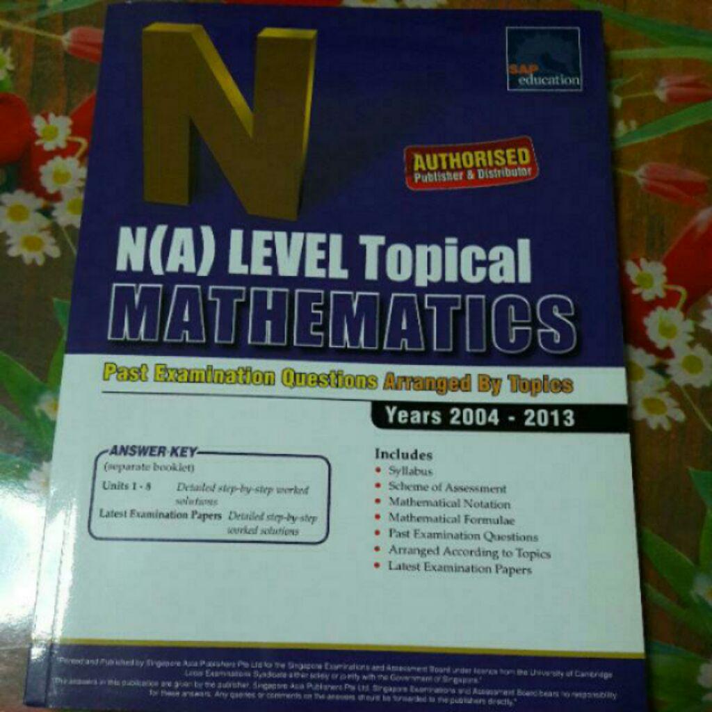 Really Incredible Maths Book | Shopee Singapore