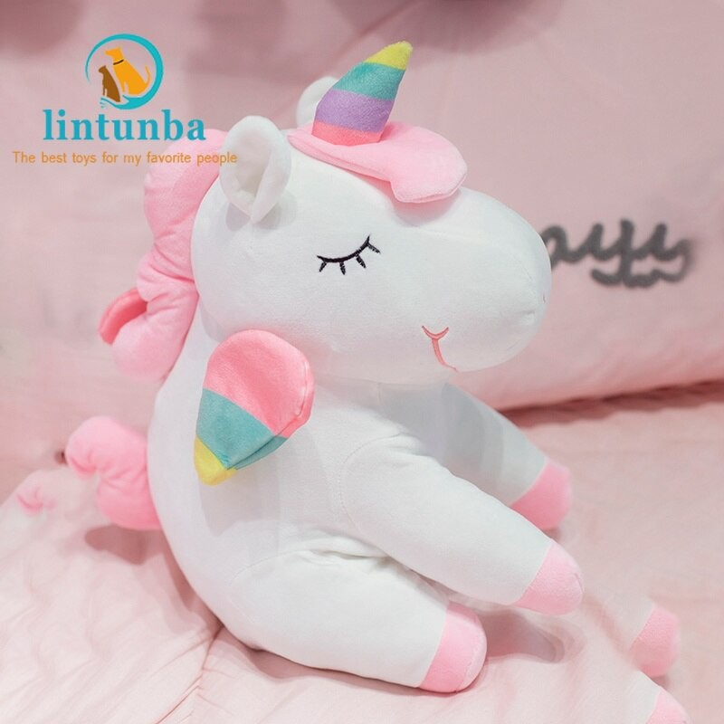 Puppy Makes Mischief Stuffed Animal, Kawaii Unicorn Stuffed Animal Toy For Children Baby High Quanlity Doll Unicorns Gift For Infant Hors Shopee Singapore
