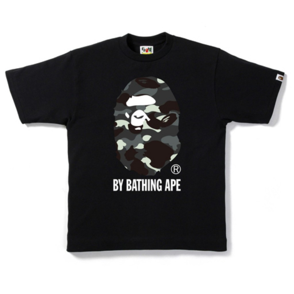 07fc5c62 Bape City Camo Glow-in-the-Dark T-shirt (Available in 4 Different Colours)  | Shopee Singapore